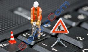 ElectroCom - ремонт ноутбука - не работает клавиатура